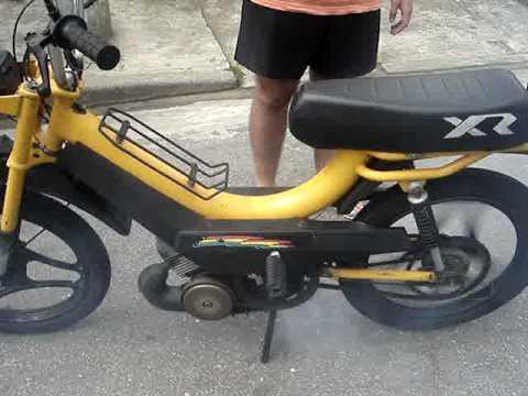 Mobilete Caloi XR 50cc