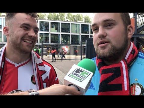 """Feyenoord-fans: """"PSV en Ajax om van te huilen, makkie!"""""""