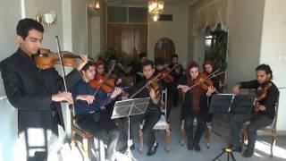 VIVALDI Violin Concerto in A minor Mov. 2