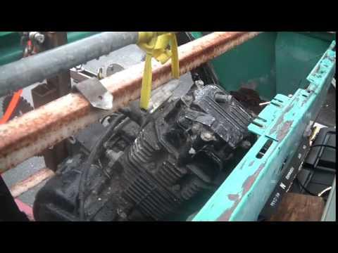6_1_15, Honda TRX200SX eBay parts, Golf cart, Top motor mount