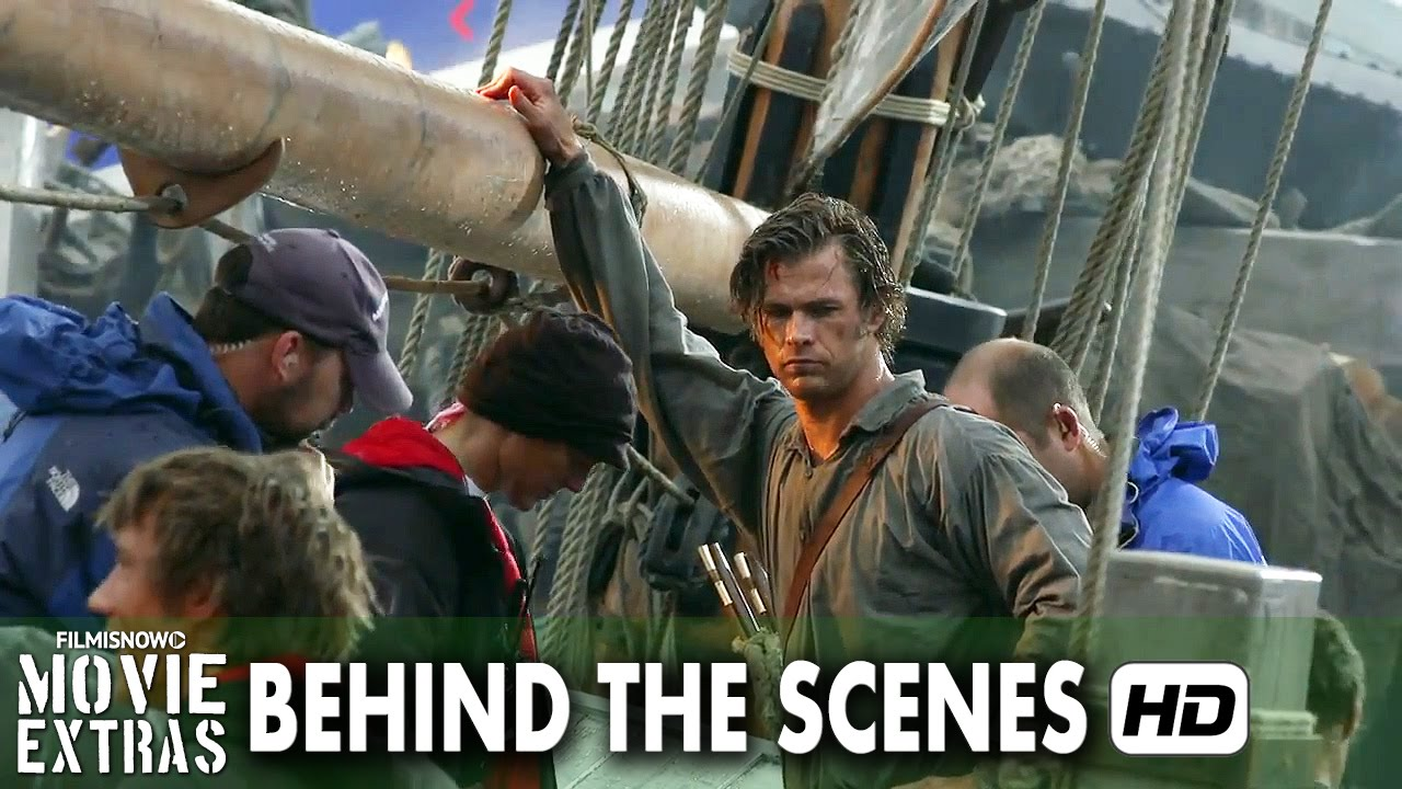 In the Heart of the Sea (2015) Behind the Scenes - Part 1/2
