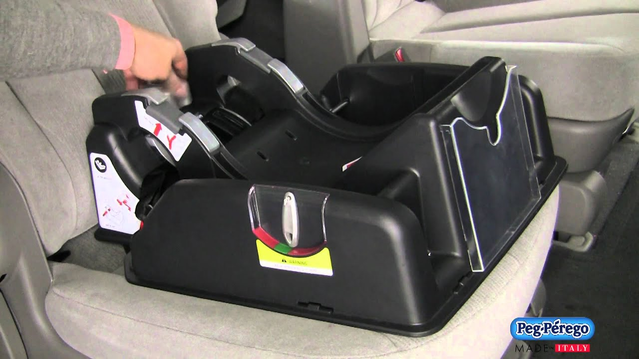 Peg Perego   Car Seat Manual