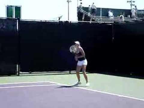 Maria Sharapova.. at  Key Biscayne, Sony Ericsson Open