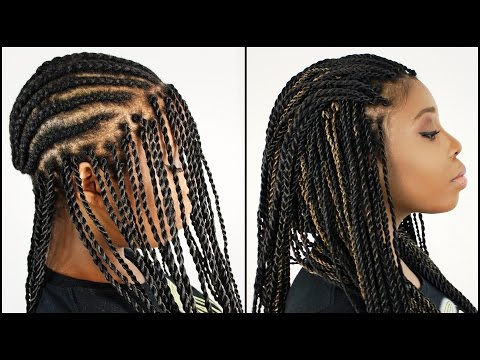 Mrs Rutters Perimeter Crochet Senegalese Twist Full DVD Tutorial
