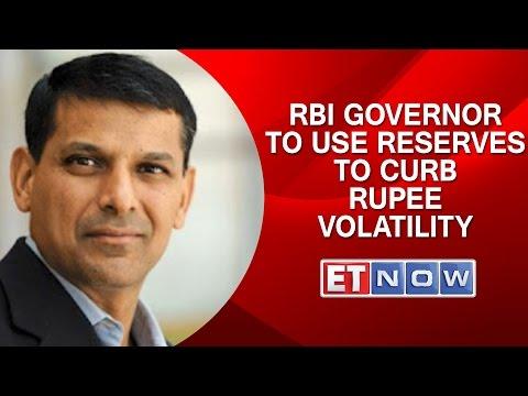 RBI Governor Raghuram Rajan To Use Reserves To Curb Rupee Volatility