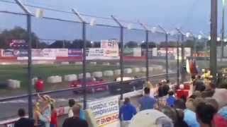 Meridian Speedway Spectator Drags -