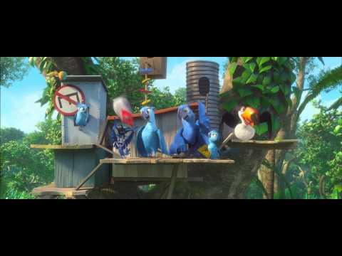Rio 2 Clip ' Amazon or Bust' (Engels Gesproken) - 9 april in de bioscoop in 3D