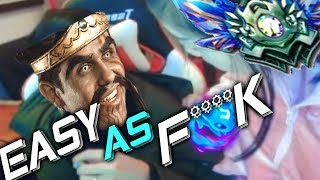 IS THIS DIAMOND? HAHAHA!!- in •HIGH ELO• [Best Moments] - Best Draven World - Vincent´s Draven