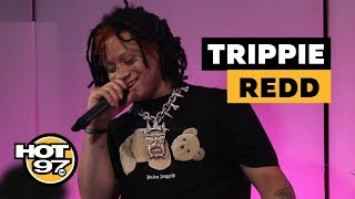 Trippie Redd on Young Thug's Advice + Being in Love
