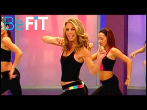Fat-burning Cardio Dance Workout: Denise Austin video