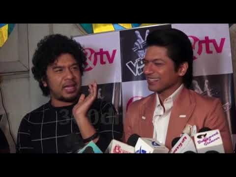 PAPON Had FUN With Shaan & Himesh Reshammiya | The Voice India Kids 2 Launch