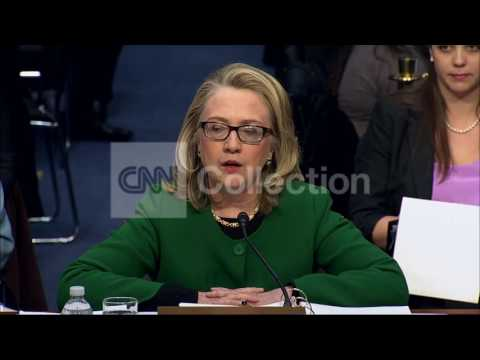 SEN BENGHAZI HRG:CLINTON-NOTIFIED OF THE ATTACK