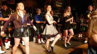 Basel Tattoo 2017  OzScot Highland Dancers, Cape Town Highlanders