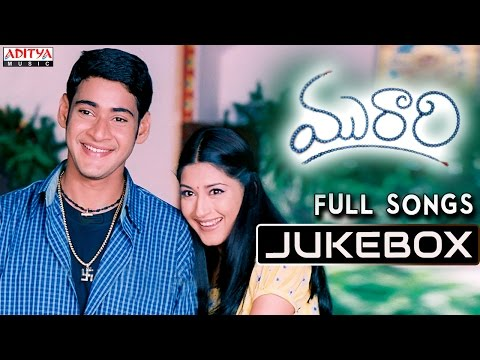Murari Telugu Movie  || Full Songs Jukebox || Mahesh Babu, Sonali Bindre video