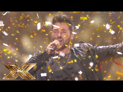 Ben Haenow wins The X Factor | Something I Need | The Final Results | The X Factor UK 2014