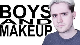 Boys and Makeup