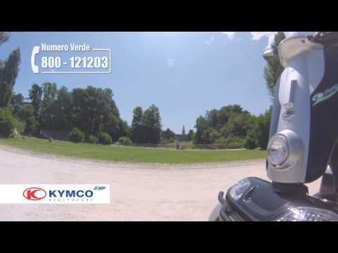 Video prodotto Kymco MAXI XLS