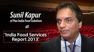 Sunil Kapur of Pan India Food Solutions
