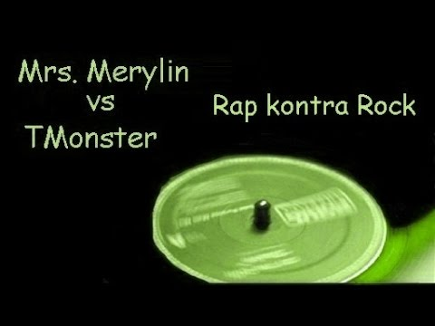 Mrs. Merylin Vs TMonster - Polski Rap Vs Polski Rock (23.01.2015) Freedom FM