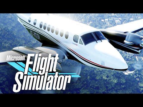 Microsoft Flight Simulator : A Primeira Meia Hora (Xbox Series X)