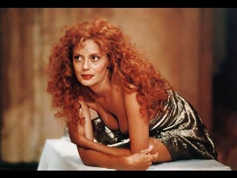 THE FILMS OF SUSAN SARANDON