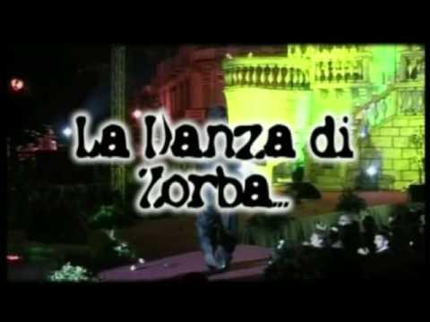 Zorba il greco - Ballo di Zorba (The Greek) Sirtaki, Alexis Zorbas