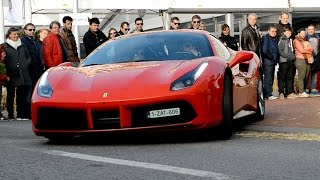 Ferrari 488 GTB - Driving Sounds + Overview
