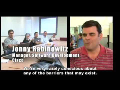 CSR 2009 : Society : Cisco's Investment in Palestine