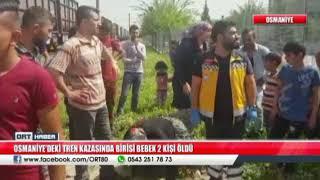 (1.62 MB) ORT HABER/OSMANİYE'DEKİ TREN KAZASINDA 1'İ BEBEK 2 KİŞİ HAYATINI KAYBETTİ Mp3