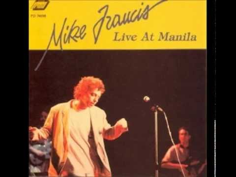 Mike Francis - Let Me In (Live At Manila)