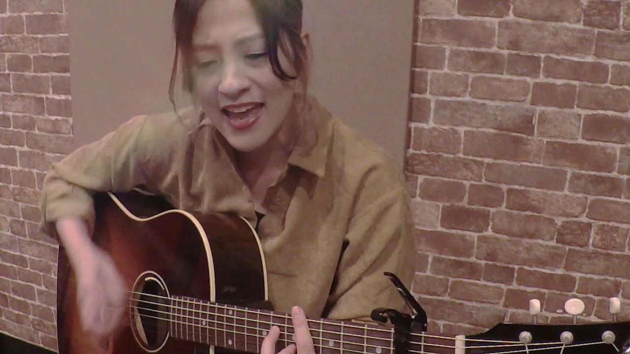 """見田村千晴 - Juice=Juice""""「ひとりで生きられそう」って それってねえ、褒めているの?""""のギター弾き語りカバー映像を公開 (ハロ曲弾き語りカバー第12弾) thm Music info Clip"""