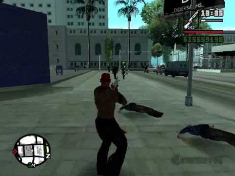 WWE gta san andreas part 2 boogeyman