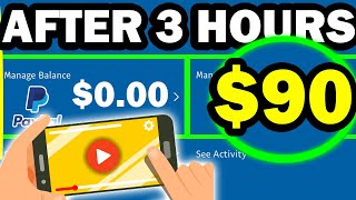 Earn $30 Per Hour Watching Videos Online (PayPal Money 2019)