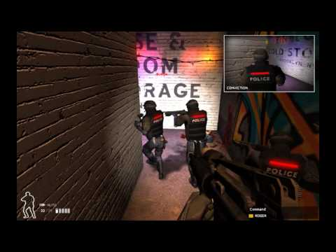 Swat 4 Co-Op Gameplay HD 
