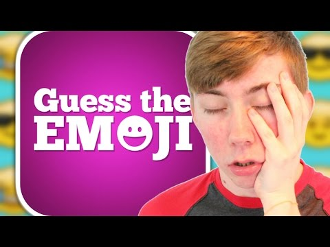 GUESS THE EMOJI (iPhone Gameplay Video)