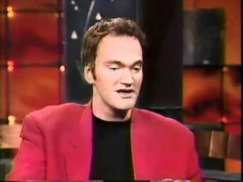 Jon Stewart interview Quentin Tarantino in 1994
