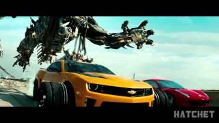 Transformers I, II, III, IV - List of Robots