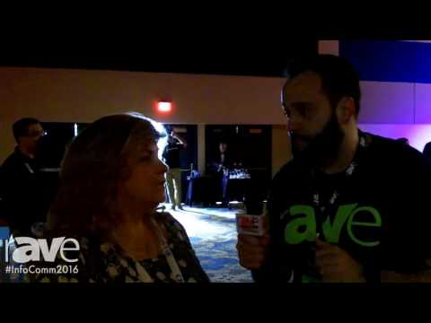 InfoComm 2016: Nik Nepomuceno Interviews Laura Kubon About Upcoming Conference