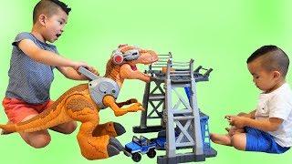 Jurassic World Giant  T Rex Dinosaur Toy