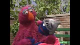 Sesame Street - Telly Looks Up and Down