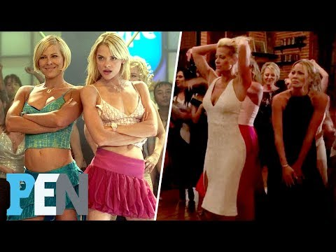 Brittany Daniels Recreates 'White Chicks' Scene For Wedding Dance Off | PEN | Entertainment Weekly