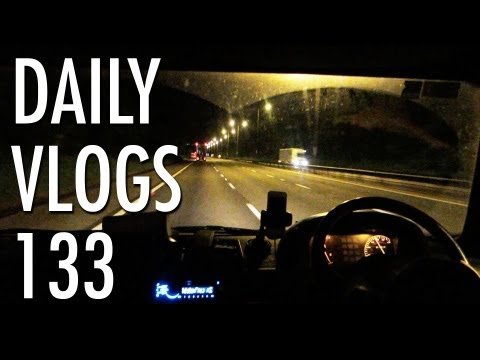 Roadtrip to Scotland | Louis Cole Daily Vlogs 133