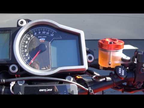 KTM Super Duke 1290 Custom