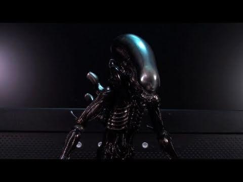 Revoltech Sci-Fi Alien - Vangelus Review 120