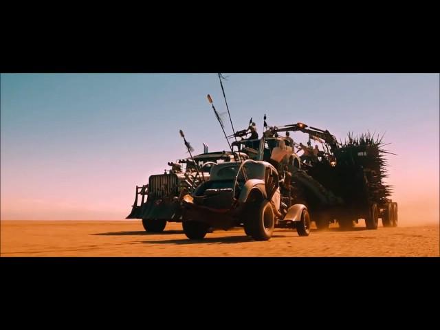 Cjalis - Autodancing (Mad Max parodia)