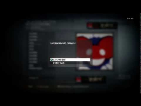 Deadmau5 - Call Of Duty: Black Ops 1 Emblem Tutorial