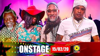 Tommy Lee, Macka Diamond, Kool Herc, Sir Coxsone Dodd - Onstage February 15 2020