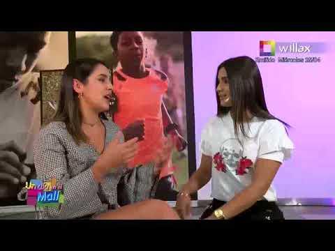Valeria Florez Cuenta su Trayectoria