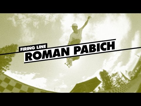 Firing Line: Roman Pabich