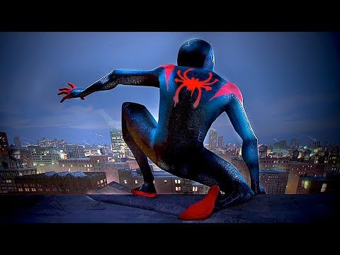 SPIDERMAN Into The Spidеr-Vеrse TRAILER (2018) - Super Hero Movie HD